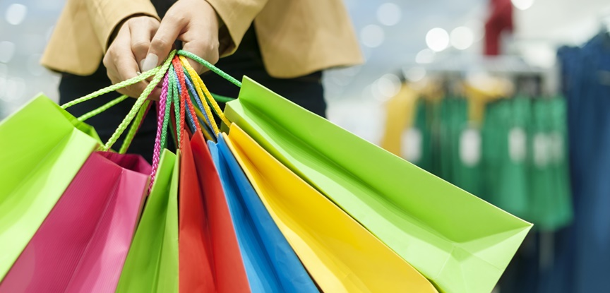 fuja do consumismo
